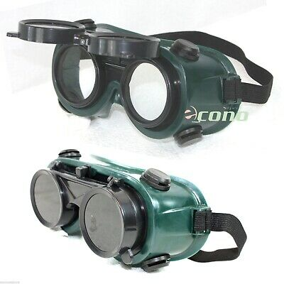 Doctor Horrible Octavius Welding Safety Goggle Flip Up Glasses Welder Goggles
