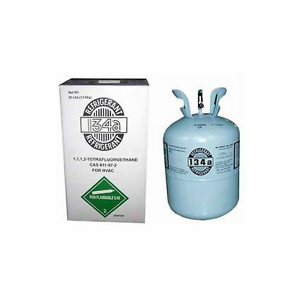 R134a Refrigerant 30lb Cylinder Lowest Price On Ebay New Factory Sealed