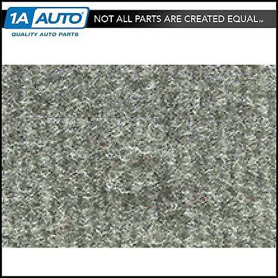 for 91-96 Buick Park Avenue 4 Door w/o Heat Vents Cutpile 4666-Smoke Gray Carpet