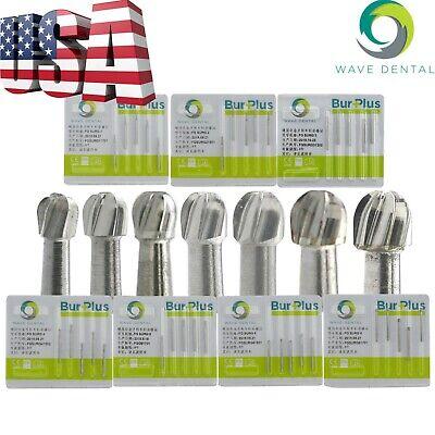 Wave Dental Round Carbide Friction Grip Oral Surgical Bur 1.6mm Fg Surg Prima