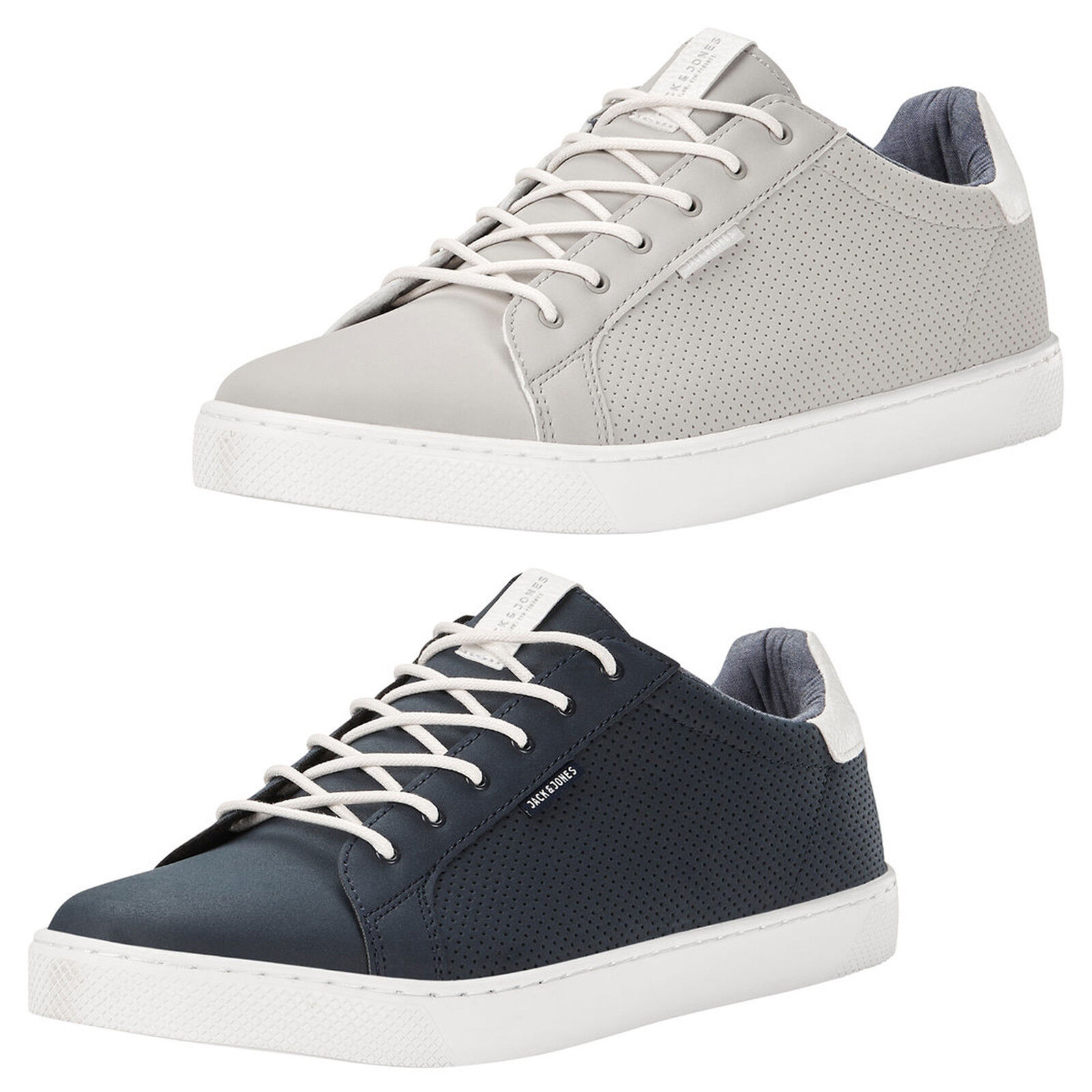 a652213b6652fd Details about Jack   Jones Trent Trainers Mens Summer Fashion Casual  Sneakers Shoes