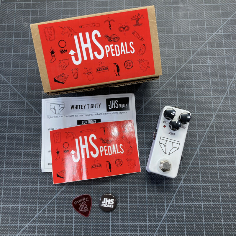 JHS Whitey Tighty Mini Compresor - Used
