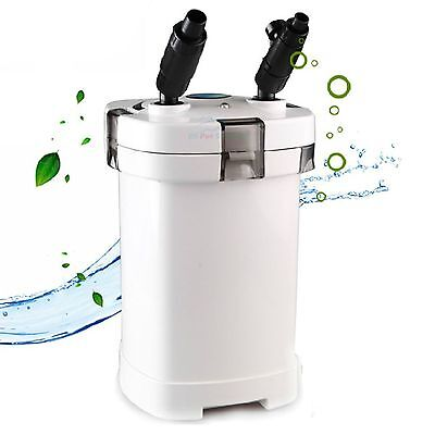 Turtle Terrarium Canister Filter Low Water Level External Aquarium Fish - Turtle Aquarium Filters