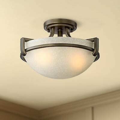 Ceiling Light Semi Flush Mount Fixture Bronze 13