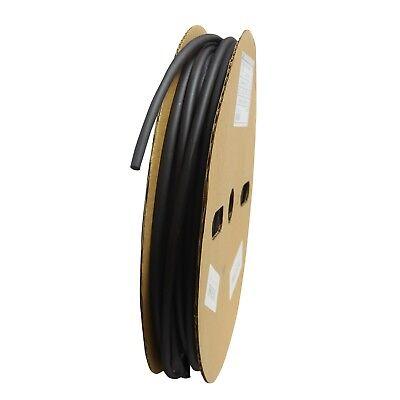 100 Ft. 100 Feet Black 14 6mm Polyolefin 21 Heat Shrink Tubing Tube Cable