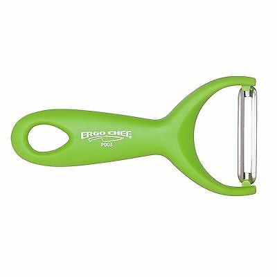 Y Peeler Potato Vegetable Peeler Easy to use  Swiss Style by Ergo Chef NEW
