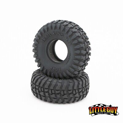 """TRAIL KING M/T 1.0"""" Tires for 1/24 RC Axial SCX24"""