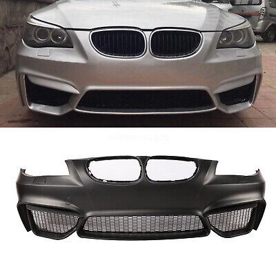 M4 Look Front Bumper For 2004-2010 BMW 5 Series Sedan Wagon E60/E61  W/O PDC