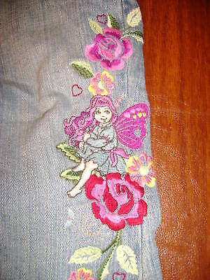 NWT children's place Fairy Angel jeans boutique WOW 6 9 STORE LIQUIDATION
