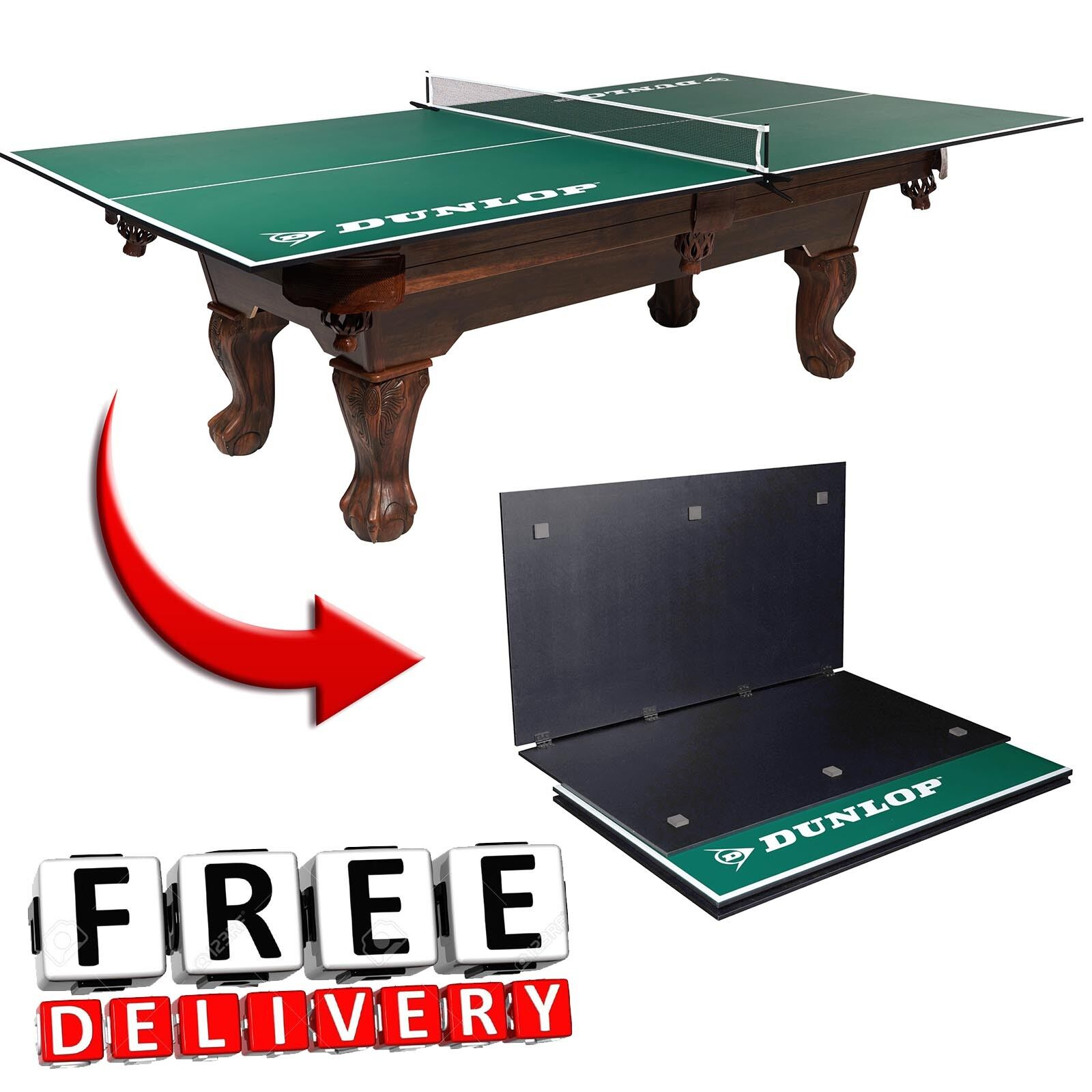 table tennis conversion top ping pong official