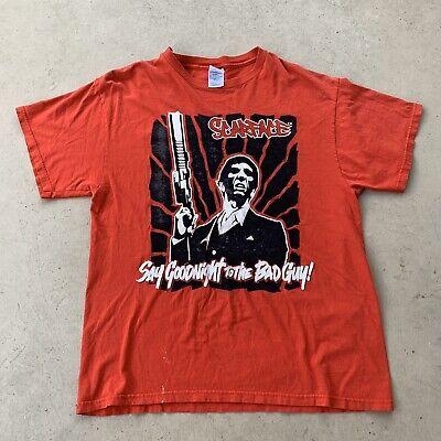 Vintage 1990s L Scarface shirt Tony Montana USA Made Say Goodbye To The Bad Guy
