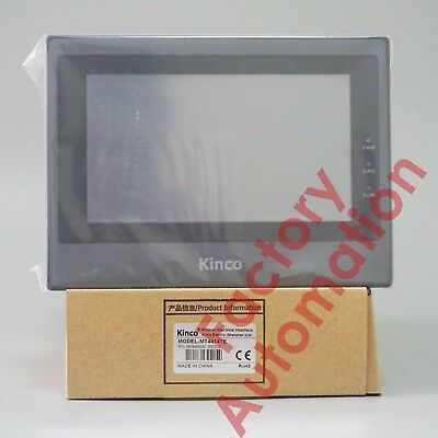 New In Box Kinco Touch Screen Panel 7 Hmi Mt4414te
