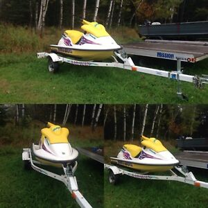 Seadoo and trailer great condition