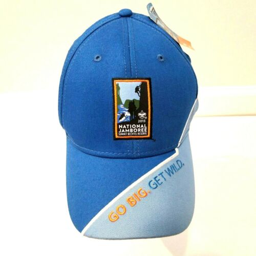 Boy Scouts Of America 2013 National Jamboree Staff Baseball Hat Cap NWT