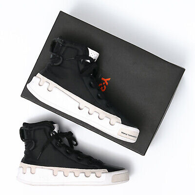 Y-3 Kasabaru by Yohji Yamamoto Black Adidas Sneakers - Size 11.5