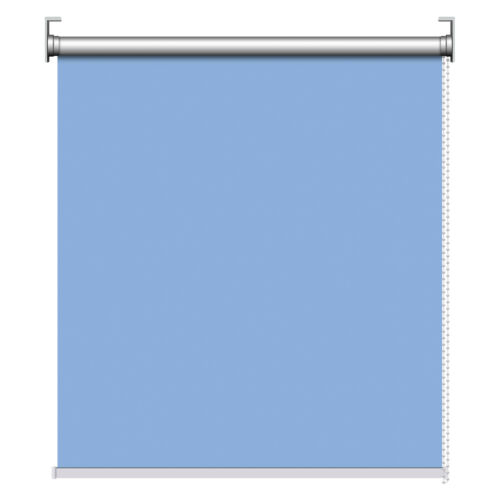 Blackout Roller Shades Window Blinds Privacy Curtain UV Prot
