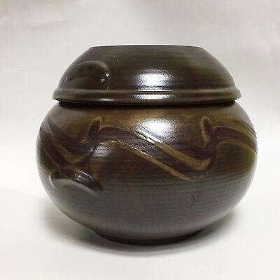 2.5 liter Korean Pottery Earthenware Jar Pot, Food fermentation, Making Yogurt