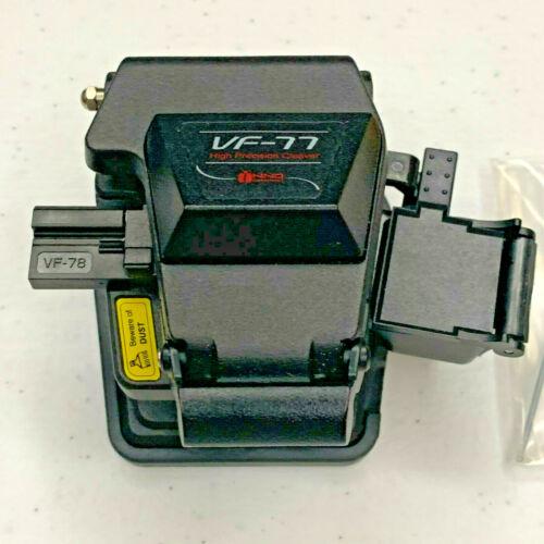 INNO VF-77 High Precision Fiber Optic Cleaver w/ 2 Holders - VF77 VF78
