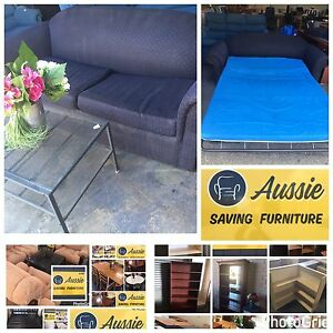 SPACE SAVING!!! FOLD OUT SOFA BED NOW AT AUSSIE SAVING FURNITURE!! Osborne Park Stirling Area Preview