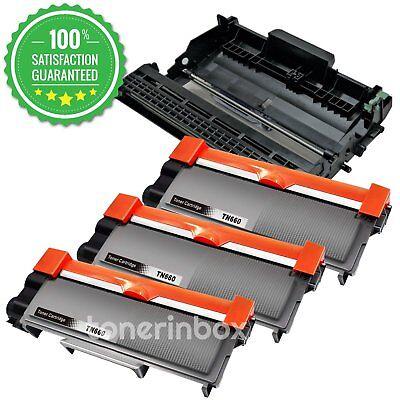 Blk Compatible Drum - DR630 Drum TN660 Toner Cartridge For Brother MFC-L2700DW DCP-L2520DW HL-L2360DW