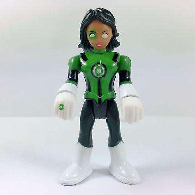 Imaginext DC Super Friends Female Green Lantern Jessica Cruz Legends Of Batman