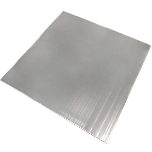 US Stock 3mm x 200mm x 200mm 6061 Aluminum Plate Sheet