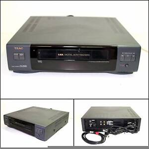TEAC MV-3020 PAL VHS VCR Tape Player Melville Melville Area Preview