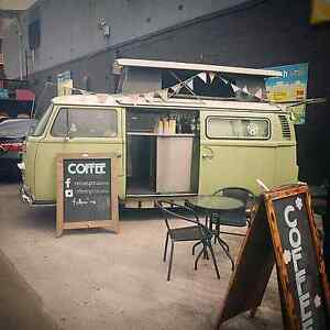 KOMBI Coffee Van for SALE Pascoe Vale Moreland Area Preview