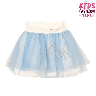RRP €310 I PINCO PALLINO Tulle Tutu Skirt Size 10Y Rhinestones Embellished