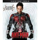 Ant-Man Steelbook DVDs & Blu-ray Discs