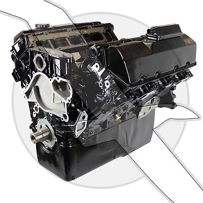 Mercruiser 7.3L Diesel D-Tronic Reman Marine Long Block Boat Engine 300hp