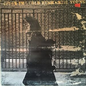 Neil young after the gold rush lp vinyl record