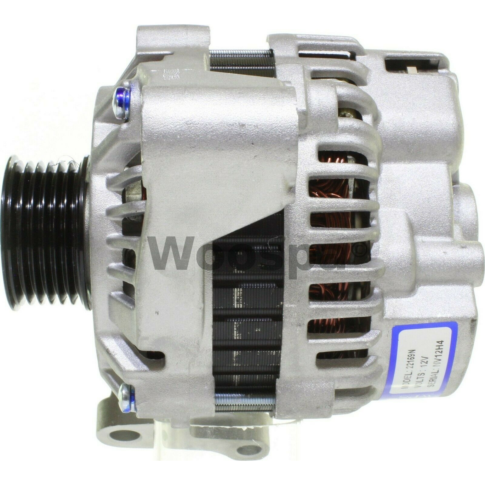 Lichtmaschine 12V 150A FORD Fiesta VI Van Galaxy S-Max 1.4 1.6 2.0 TDCi Diesel