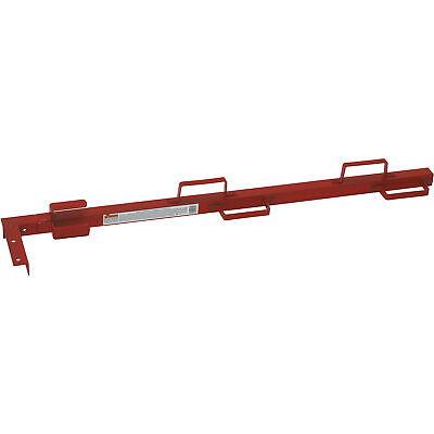 Qualcraft Ultra Jack Scaffolding System-guard Rail For Staging Bracket 2301