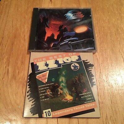 ZZ Top LOT The Best Of LP replica & Recycler black keys kaleo (Metallica The Best Of)