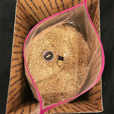 Rich Gold Nugget Pay Dirt Approximately 25-30lbs OF UNSEARCHED PAYDIRT