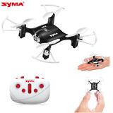 Syma X20 Pocket RC Quadcopter Drone 2.4G 4CH Headless Altitude Hold Mode Black