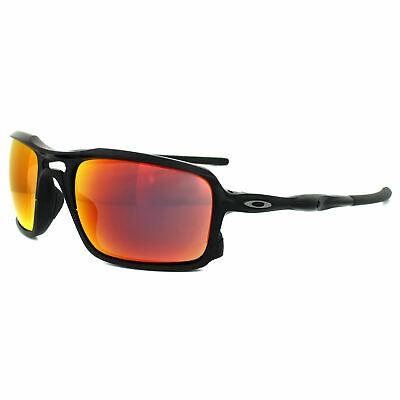 Oakley Sunglasses Triggerman OO9266-03 Polished Black Ruby (Oakley Triggerman)