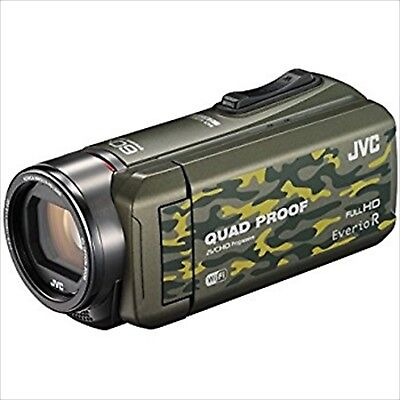 JVC video camera Everio R Wi-Fi Built-in memory  GZ-RX600-G Camouflage 64GB