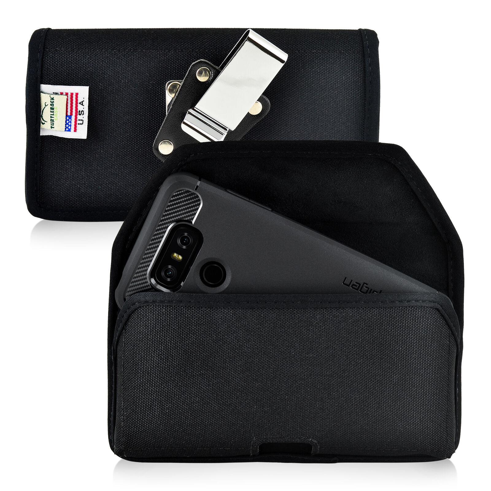 lg-g6-holster-metal-belt-clip-case-pouch-nylon-horizontal-turtleback