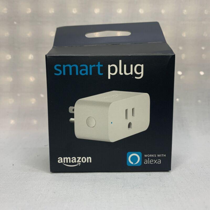Amazon Smart Plug - White