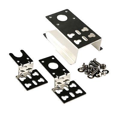 Grillmotorhalter Universale Drehspieß-Halterung Grillspießhalter Schraubenset