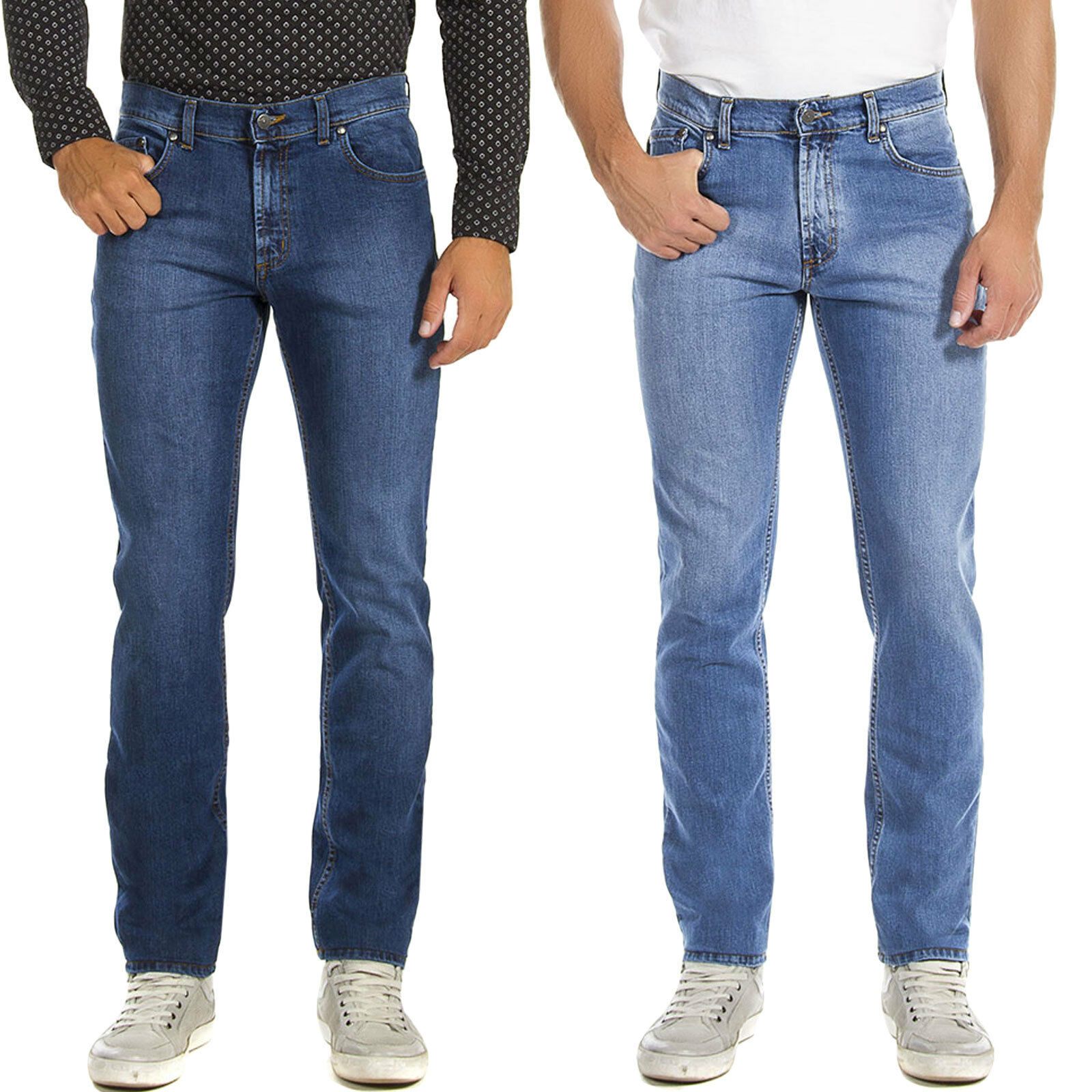 size 40 c00d7 e48f9 Details about Carrera Men's Jeans Elasticated Trousers Denim Stretch  Regular Fit 700-921s
