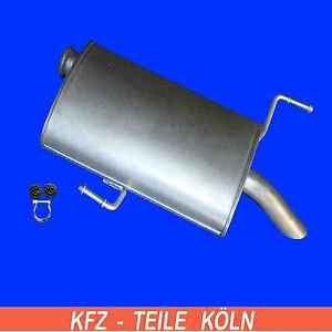 PEUGEOT-206-SW-1-6-HDI-110-2-0-HDI-silenciador-silenciador-de-escape
