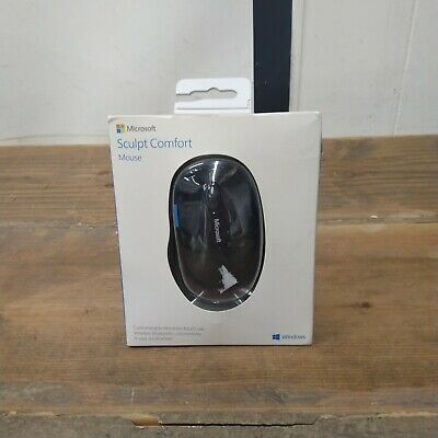 Microsoft Sculpt Comfort Bluetooth Wireless Mouse H3S-00003