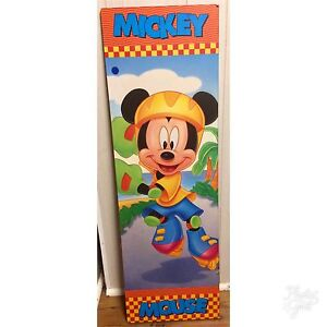 Mickey Mouse Mounted Poster