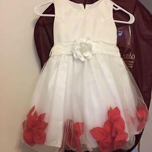 Flower girl dress Size 2