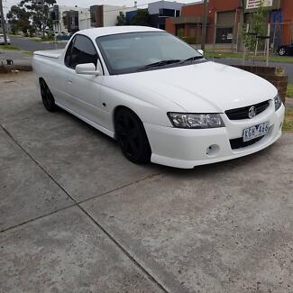 Holden VZ Commodore UTE 2004 Hard Lid Sports Exhaust URGENT SALE*
