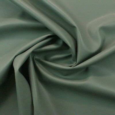 """SLATE BLUE VINYL FAUX LEATHER UPHOLSTERY FURNITURE AUTO YACHT FABRIC 7 YARD 54""""W"""