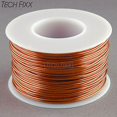 Magnet Wire 19 Gauge AWG Enameled Copper 125 Feet Coil Winding and Crafts 200C
